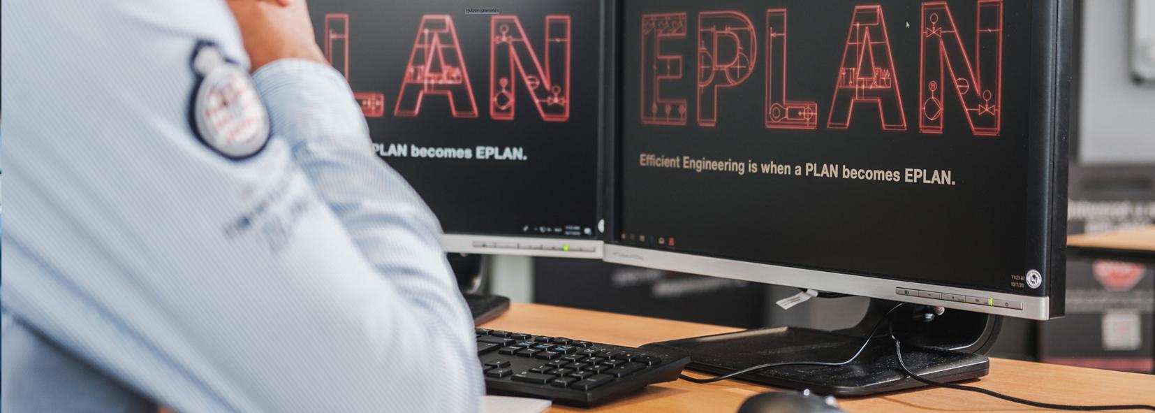 """Kristof Decock, EPLAN Certified Engineer: """"We kunnen ons onderscheiden van onze concurrenten"""""""